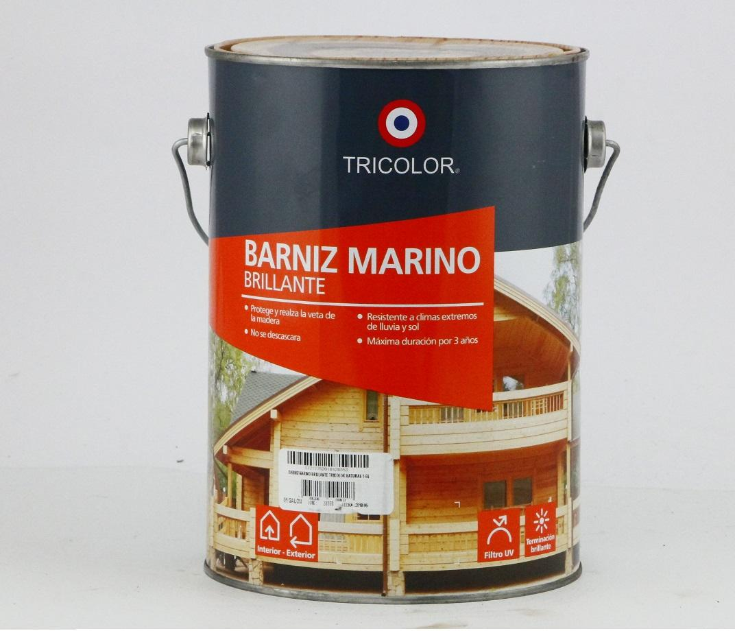 BARNIZ MARINO BRILLANTE NATURAL 1GL