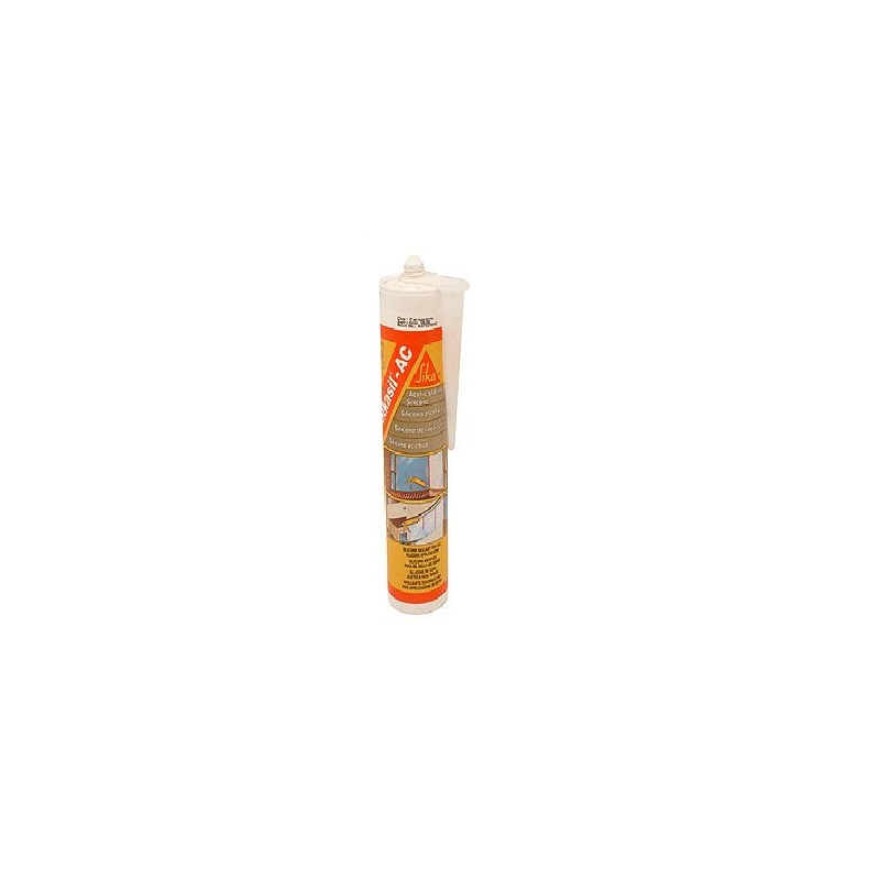 SIKASIL AC TRANSPARENTE 300ML