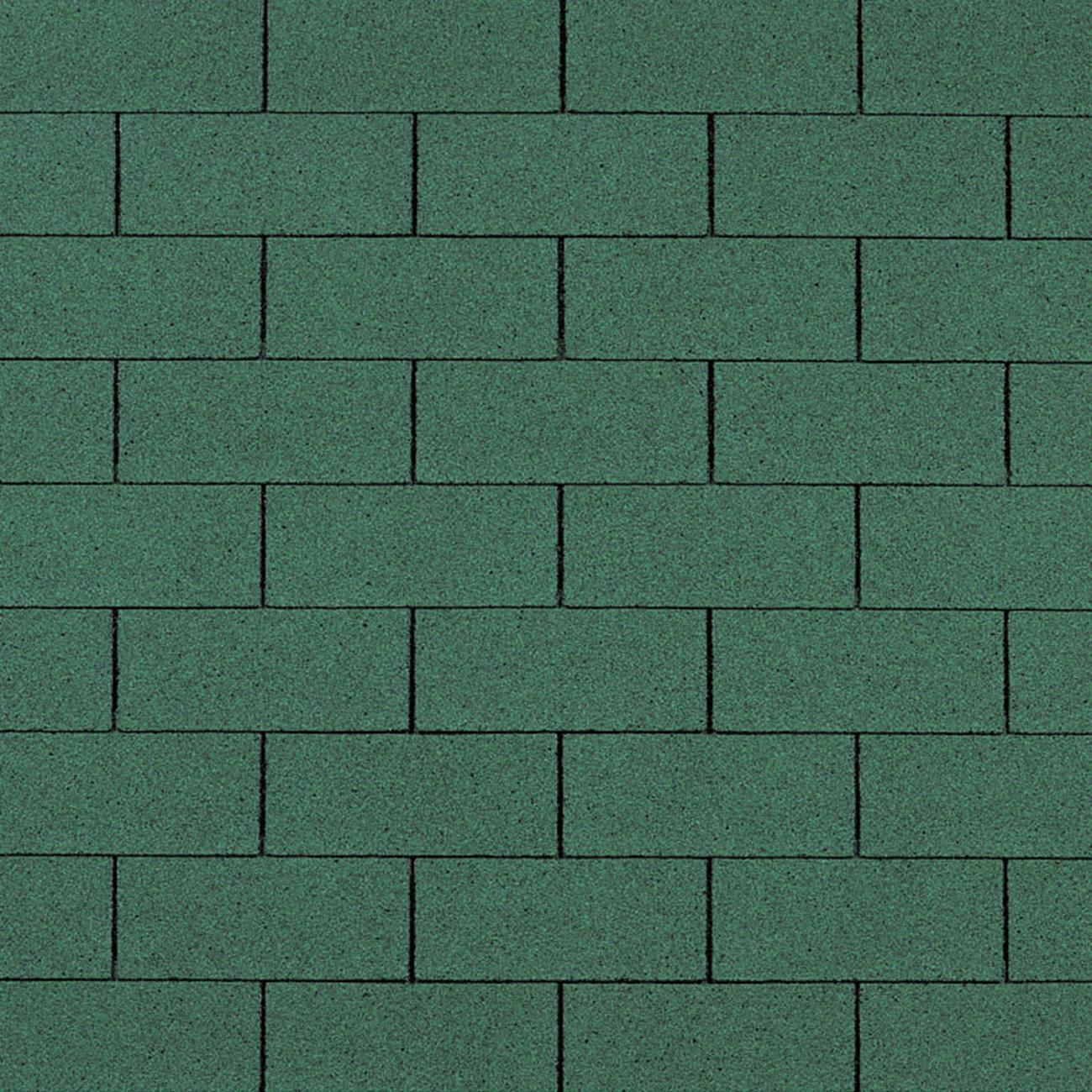 TEJA ASFALTICA CELTIC TOP SHINGLE GREEN 3.1 MT2