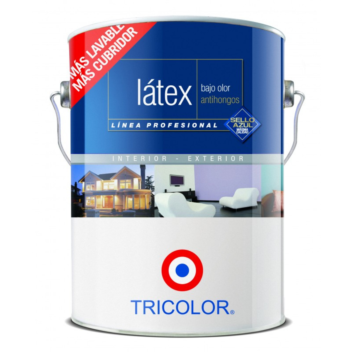 LATEX PROFESIONAL BLANCO PERFECTO 1GL
